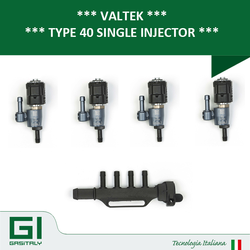 VALTEK TYPE40 SINGLE INJECTOR