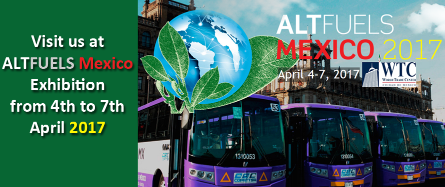 ALTFUELS MEXICO - APRIL 2017